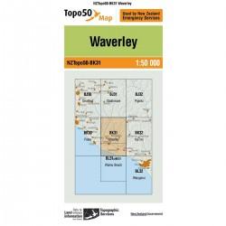 Topo50 BK31 Waverley