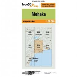 Topo50 BH40 Mohaka