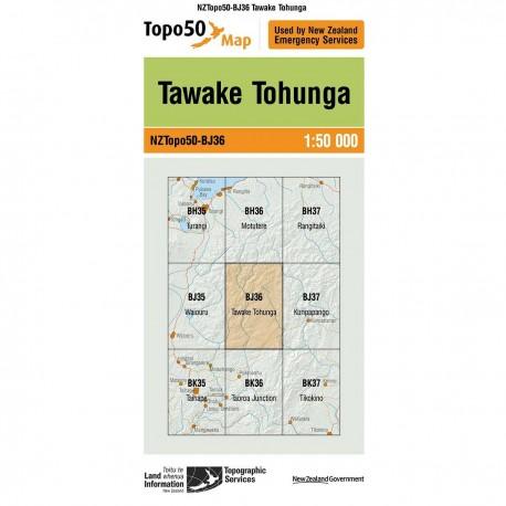 Topo50 BJ36 Tawake Tohunga