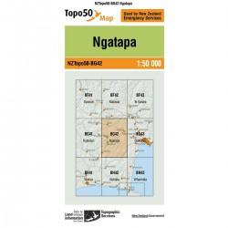 Topo50 BG42 Ngatapa