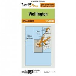Topo50 BQ31 Wellington