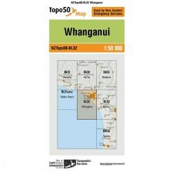 Topo50 BL32 Wanganui