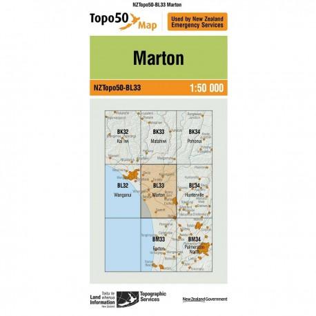 Topo50 BL33 Marton