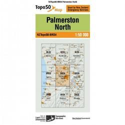 Topo50 BM34 Palmerston North
