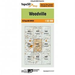 Topo50 BM35 Woodville