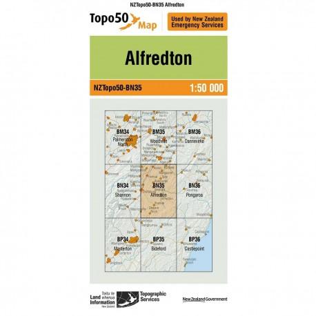 Topo50 BN35 Alfredton