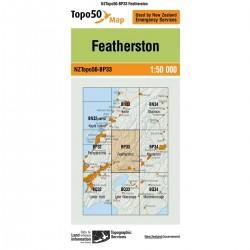 Topo50 BP33 Featherston