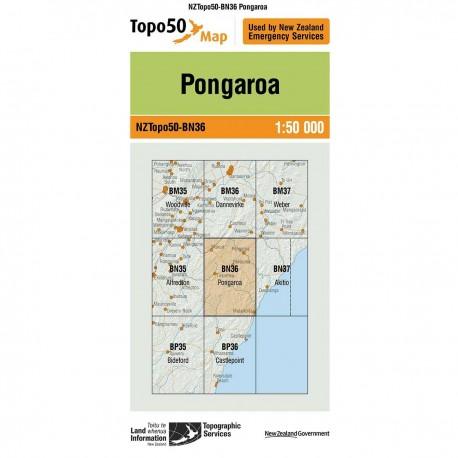 Topo50 BN36 Pongaroa