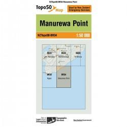 Topo50 BR34 Manurewa Point