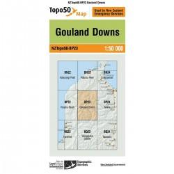 Topo50 BP23 Gouland Downs