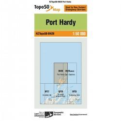 Topo50 BN28 Port Hardy