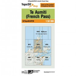 Topo50 BP28 Te Aumiti (French Pass)