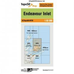 Topo50 BP29 Endeavour Inlet