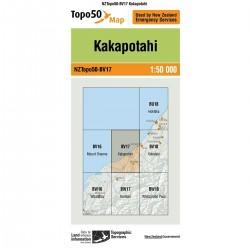 Topo50 BV17 Kakapotahi