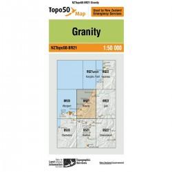 Topo50 BR21 Granity