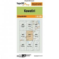 Topo50 BR24 Kawatiri
