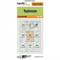 Topo50 BR25 Tophouse