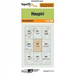 Topo50 BU21 Haupiri