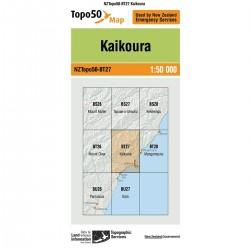 Topo50 BT27 Kaikoura