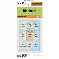 Topo50 BR28 Blenheim