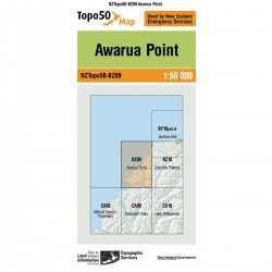 Topo50 BZ09 Awarua Point