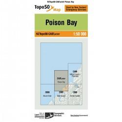 Topo50 CA07 Poison Bay