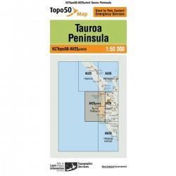 Topo50 AV25 Tauroa Peninsula