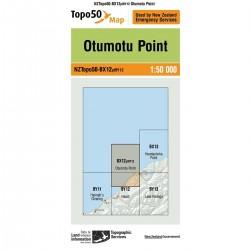 Topo50 BX12 Otumotu Point