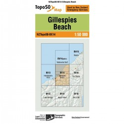 Topo50 BX14 Gillespies Beach