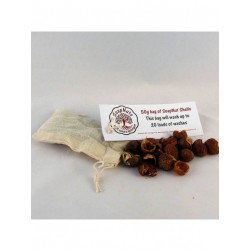 50g SoapNuts in a Washbag