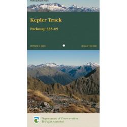 Kepler Track Parkmap