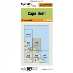 Topo50 AV30 Cape Brett