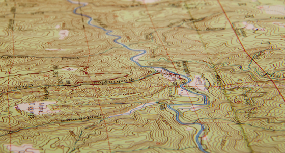 Importance of Using Topography Maps