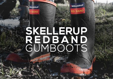 Skellerup have been making the best New Zealand gum boots for a long time, and we sell them at the