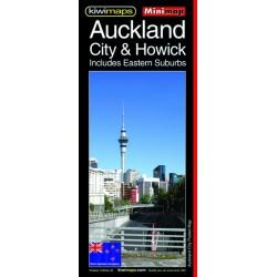 Auckland City & Eastern Suburbs Minimap 1
