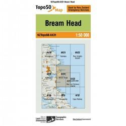 Topo50 AX31 Bream Head