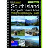South Island Rural Roads A4 Bookmap 252