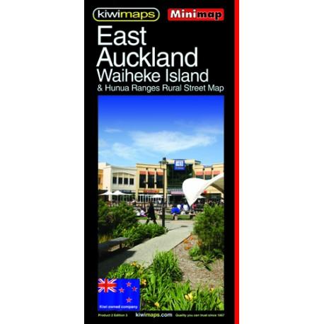 East Auckland & Waiheke Minimap 2