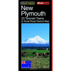 New Plymouth & Taranaki Towns Minimap 17