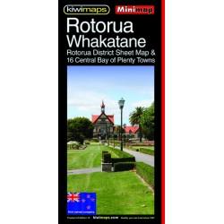 Rotorua & Whakatane District Minimap 24