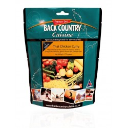 Back Country Cuisine Thai Chicken Curry