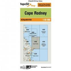 Topo50 AY32 Cape Rodney