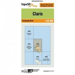 Topo50 AY34 Claris