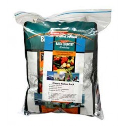 Back Country Cuisine Classic Ration Pack