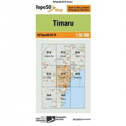 Topo50 BZ19 Timaru