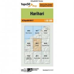 Topo50 BW17 Harihari