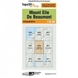 Topo50 BX16 Mount Elie De Beaumont