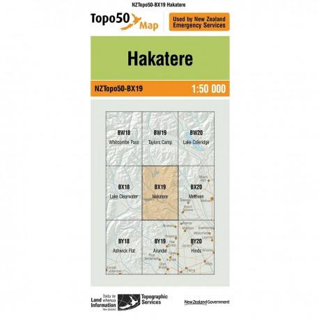 Topo50 BX19 Hakatere