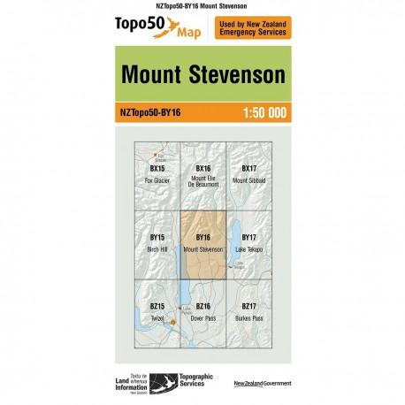 Topo50 BY16 Mount Stevenson