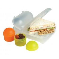 Mini Nude Food Movers Rubbish Free Lunch Box